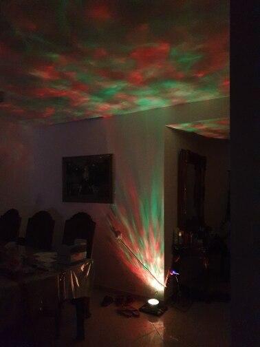 vague projecteur