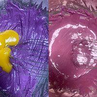 紫薯•芋泥蛋糕的做法图解6