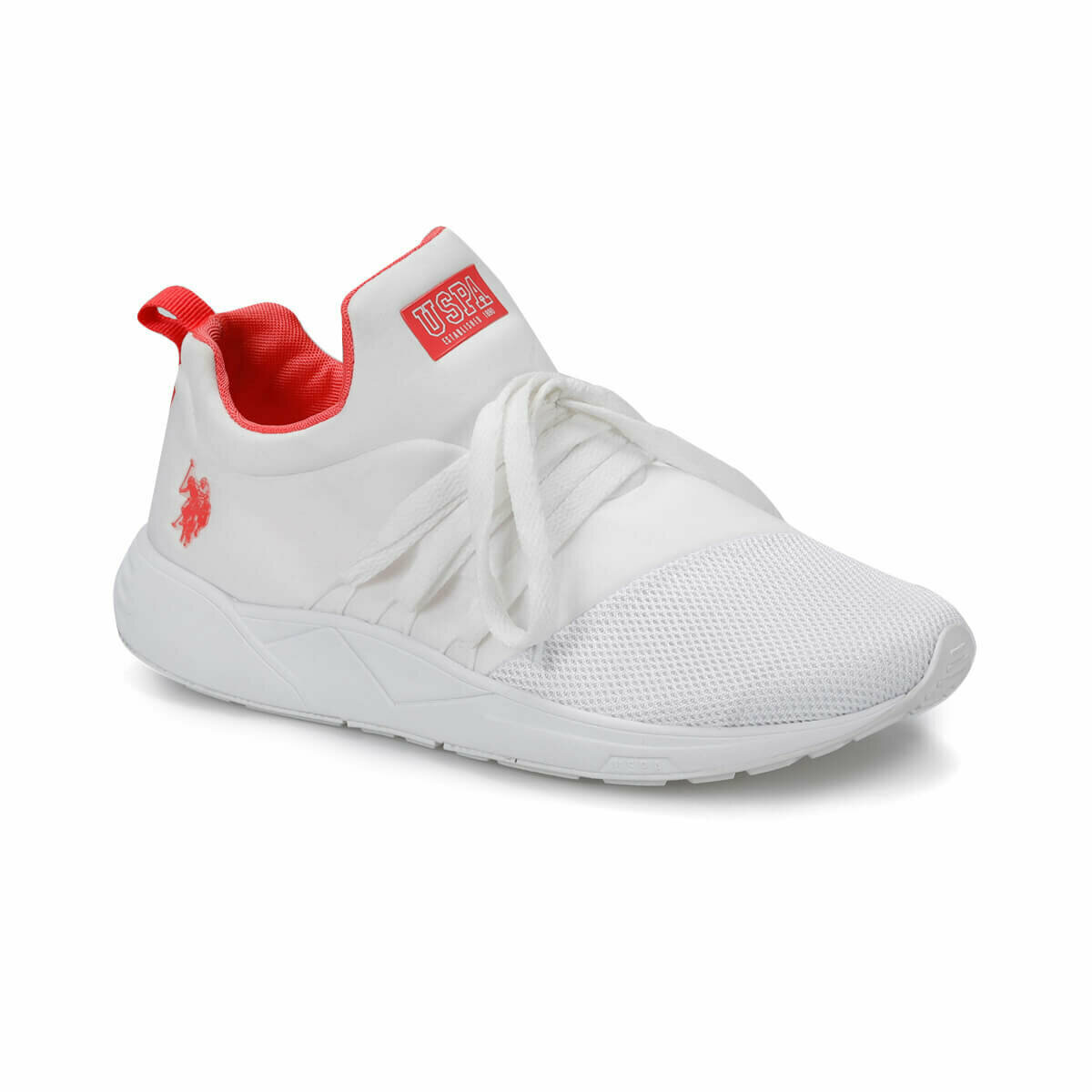 FLO TORK White Women 'S Sneaker Shoes U.S. POLO ASSN.