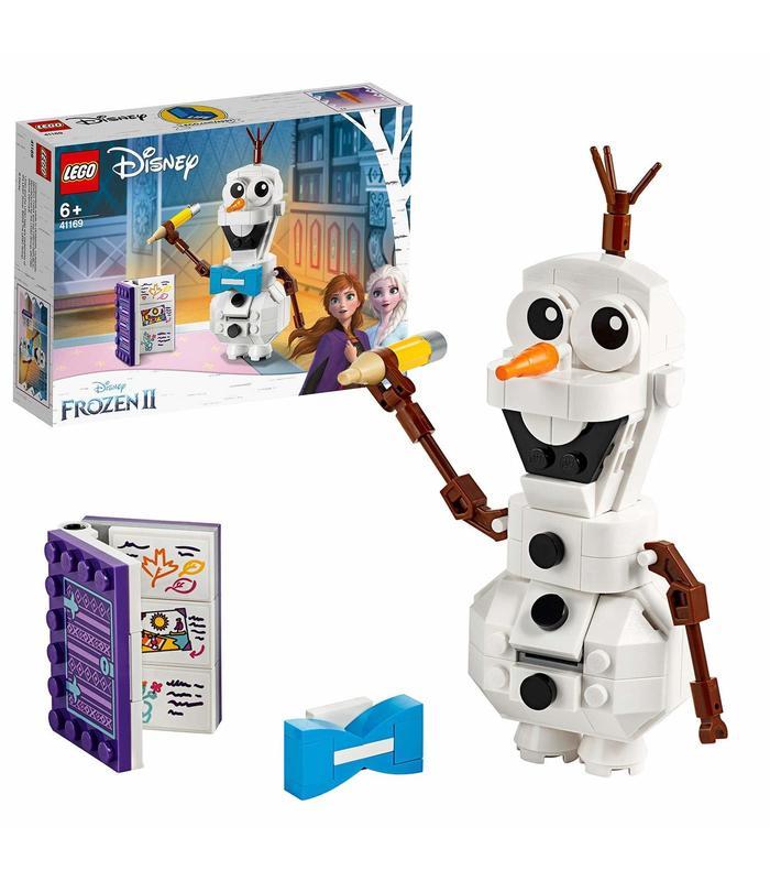 LEGO 41169 Olaf Toy Store