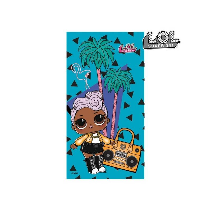 Beach Towel LOL Surprise! 74058