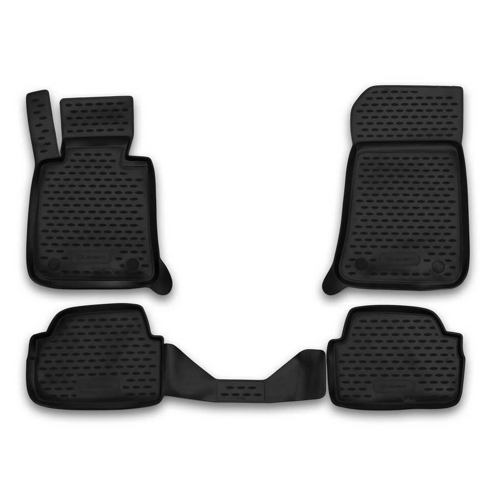 Floor mats for BMW 1 3D 2004 2011. NLC.05.03.210k|  - title=