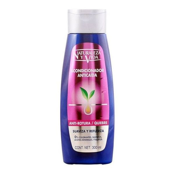 Anti-hairloss Anti-breakage Conditioner Naturaleza Y Vida