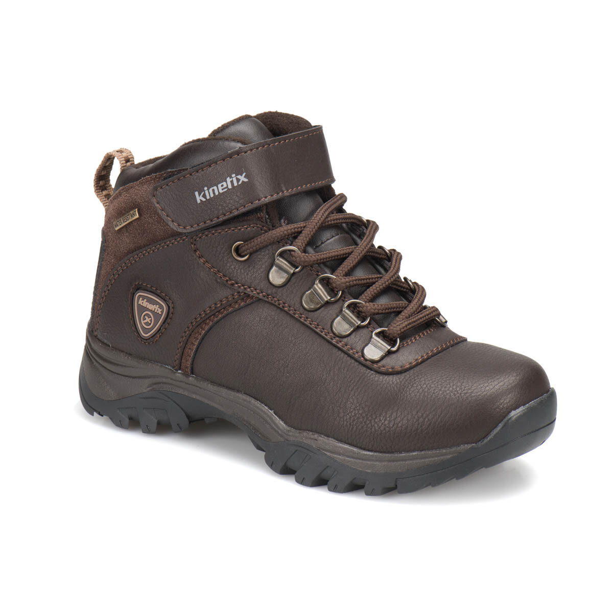 FLO PURSEL WR Brown Male Child Outdoor KINETIX