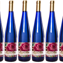 Эко-винно-белый лаурана шардонне-винно-красная-Кастилия-6 шт. x 750 мл