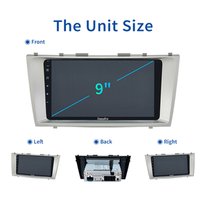 "Image 5 - Dasaita 9"" Car Android 10.0 Autoradio for Toyota Camry 2006 2007 2008 2009 2010 2011 GPS Navigation 1080P Video Stereo 64GB ROM"