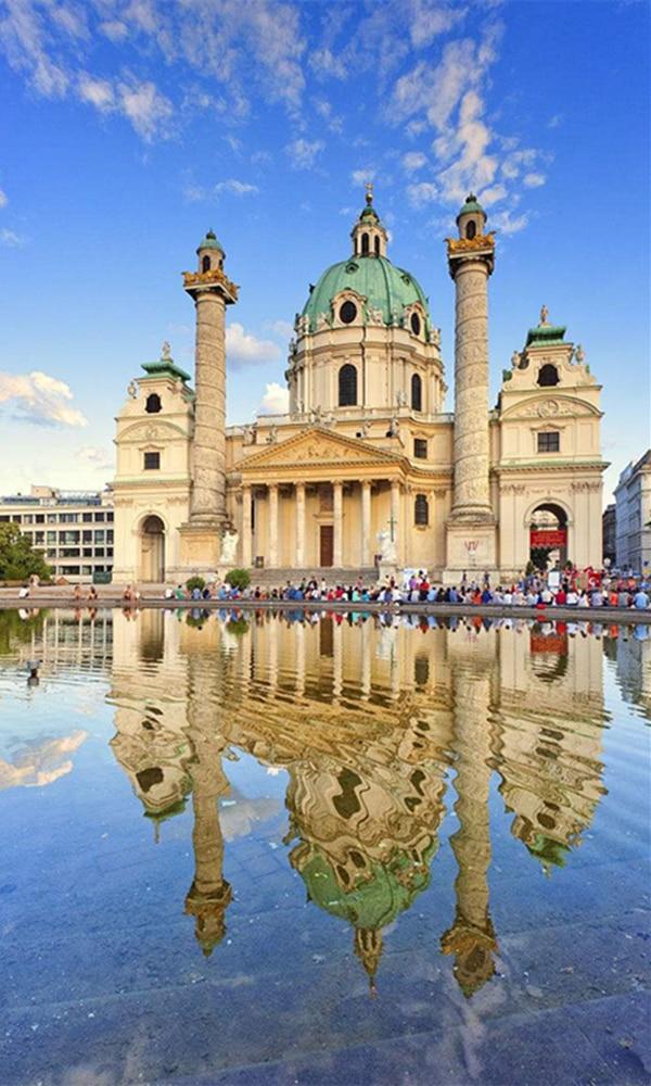 《维也纳》封面图片