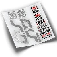 Pegatinas hairpin clip ROCKSHOX SID 2020 WP287 STICKERS