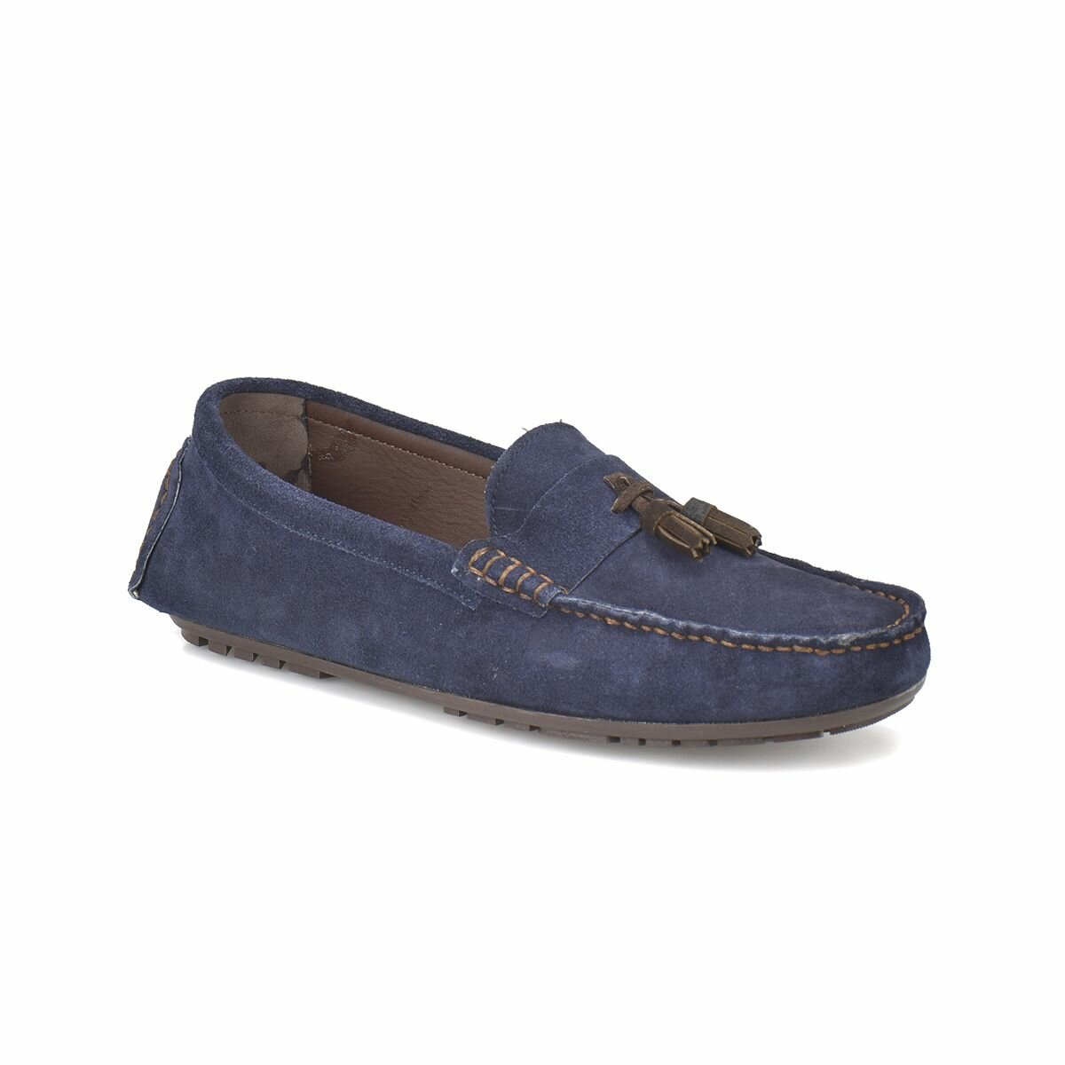 FLO 310 Navy Blue Men 'S Shoes Oxide