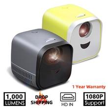LED Projector L1 | 1000 lumen 3.5mm Audio 320x240 Pixels HDMI USB Mini