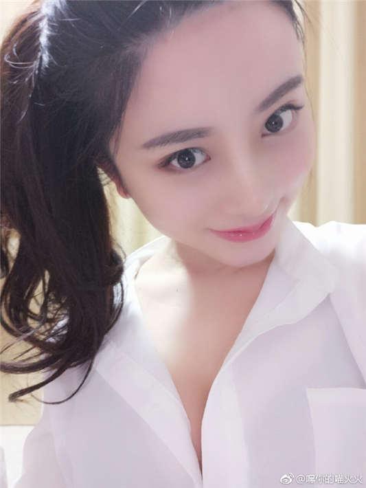 熊猫高颜值主播-嘿你的喵火火-土豪专供视频 [1V/744MB]
