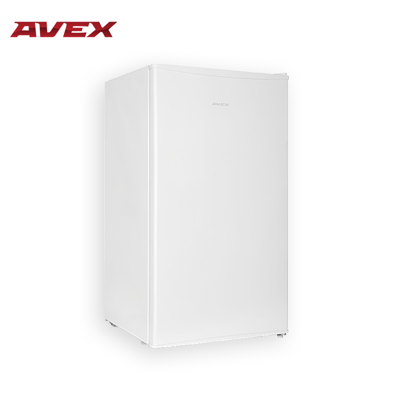 Refrigerator AVEX RF-90W  Electric Refrigerator Power-saving Fridge For Home Major Home Kitchen Appliances