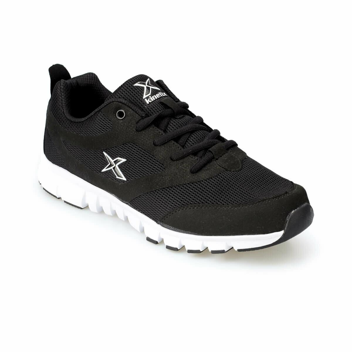 FLO ALMERA Black Men 'S Sneaker Shoes KINETIX