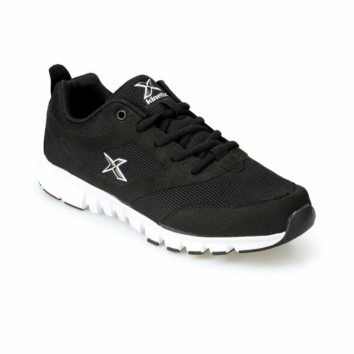 Flo Zwarte Mannen Sneaker Schoenen Nieuwe Mesh Mannen Sneakers Casual Schoenen Lac-Up Mannen Schoenen Lichtgewicht Comfortabele Ademende Wandelschoenen sneakers Zapatillas Hombre Kinetix Almera
