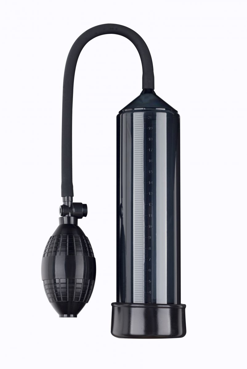Black Vacuum Discovery Racer Сharcoal