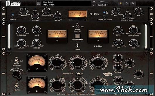 板岩压缩-Slate Digital Virtual Bus Compressors v1.2.14.5