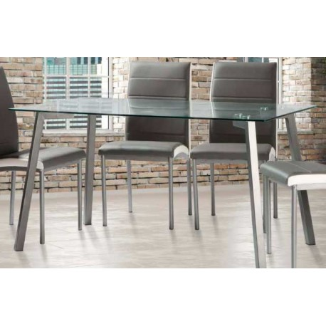 Dining Table Alba Crystal 3 Colors