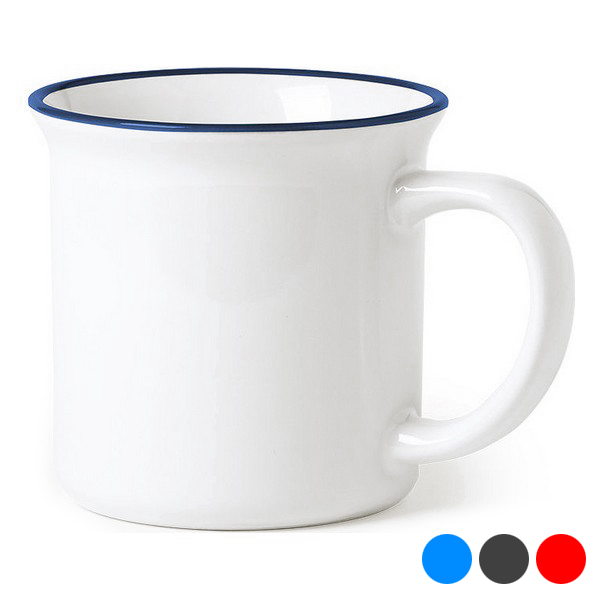 Vintage Mug Bicoloured (300 Ml) 146287