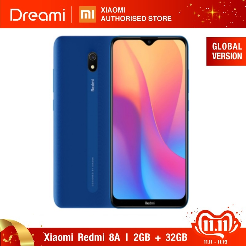 Image 2 - Global Version Xiaomi Redmi 8A 32GB ROM 2GB RAM (LATEST ARRIVALS!!) 8a 32gb-in Cellphones from Cellphones & Telecommunications