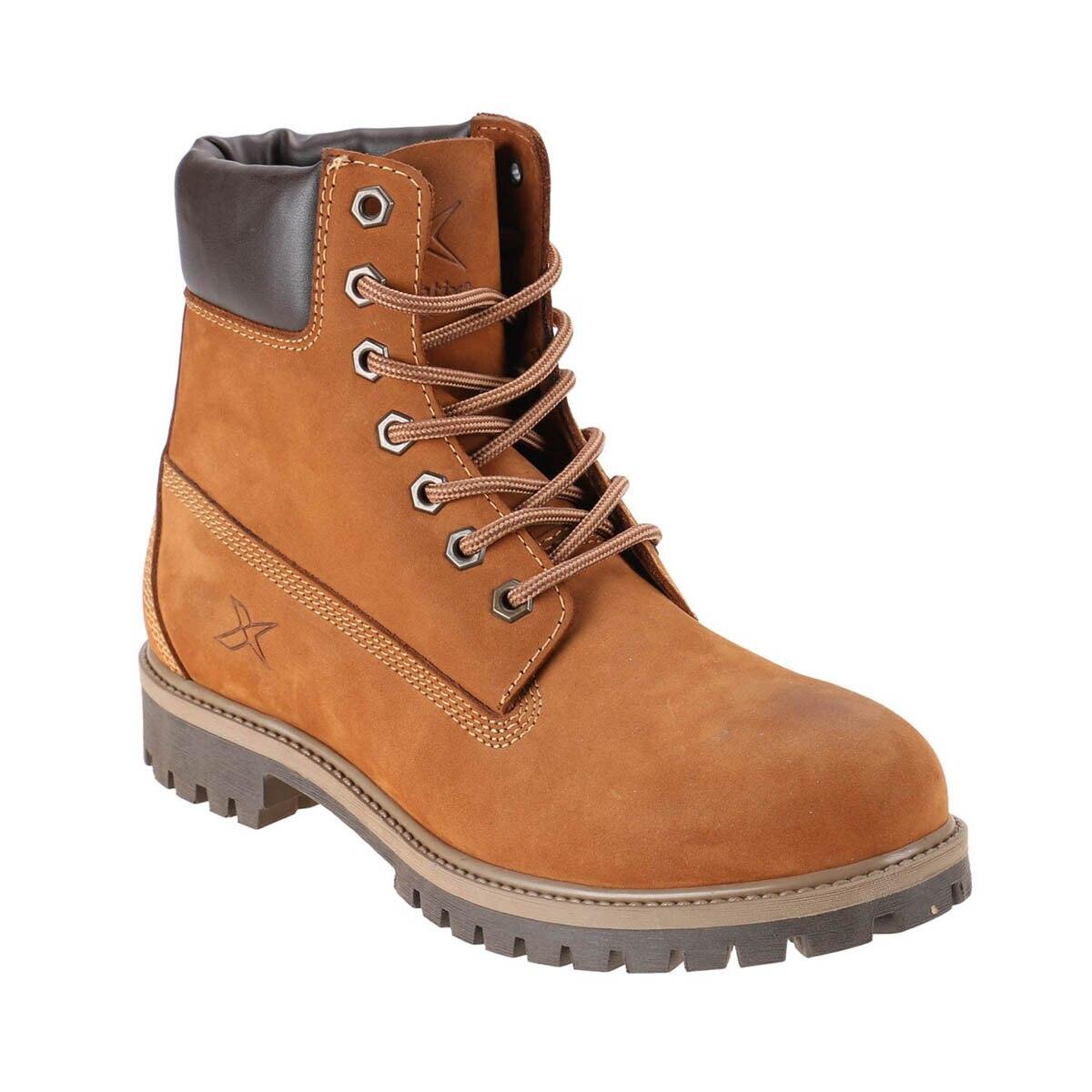 FLO 1252630 Cinnamon Men Boots KINETIX