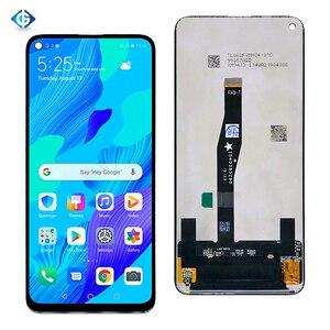 "Image 2 - Screen For Huawei Nova 5T LCD Display Touch Screen Digitizer Panel 6.26"" Lcd For Huawei Nova5T YAL L21 YAL L61 YAL L71 Display"