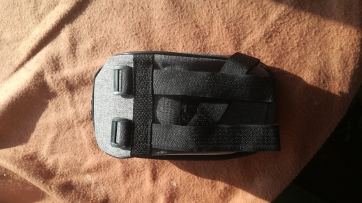 Bicycle Phone Bag With Sunscreen photo review