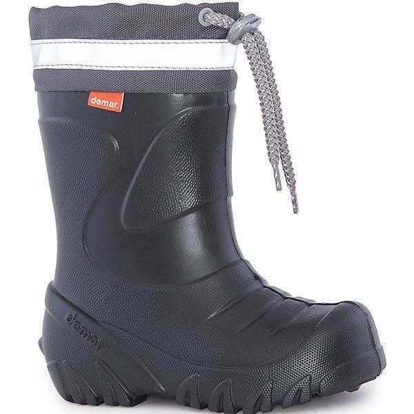 Резиновые сапоги со съемным носком Demar Mammut-S