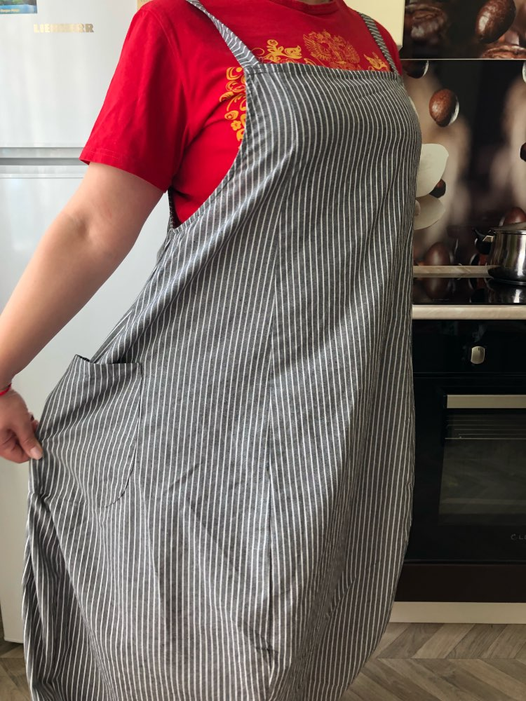 Summer Women Strappy Pockets Striped Dress Loose Casual Overalls Dress Ladies Party Sundress Femme Sarafans Suspenders photo review