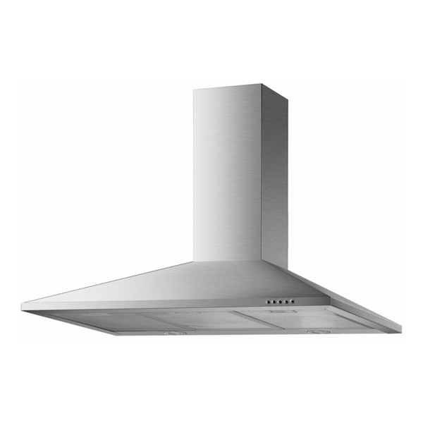 Conventional Hood Mepamsa Piramide Plus 70 X 70 Cm 290 M³/h C Stainless Steel