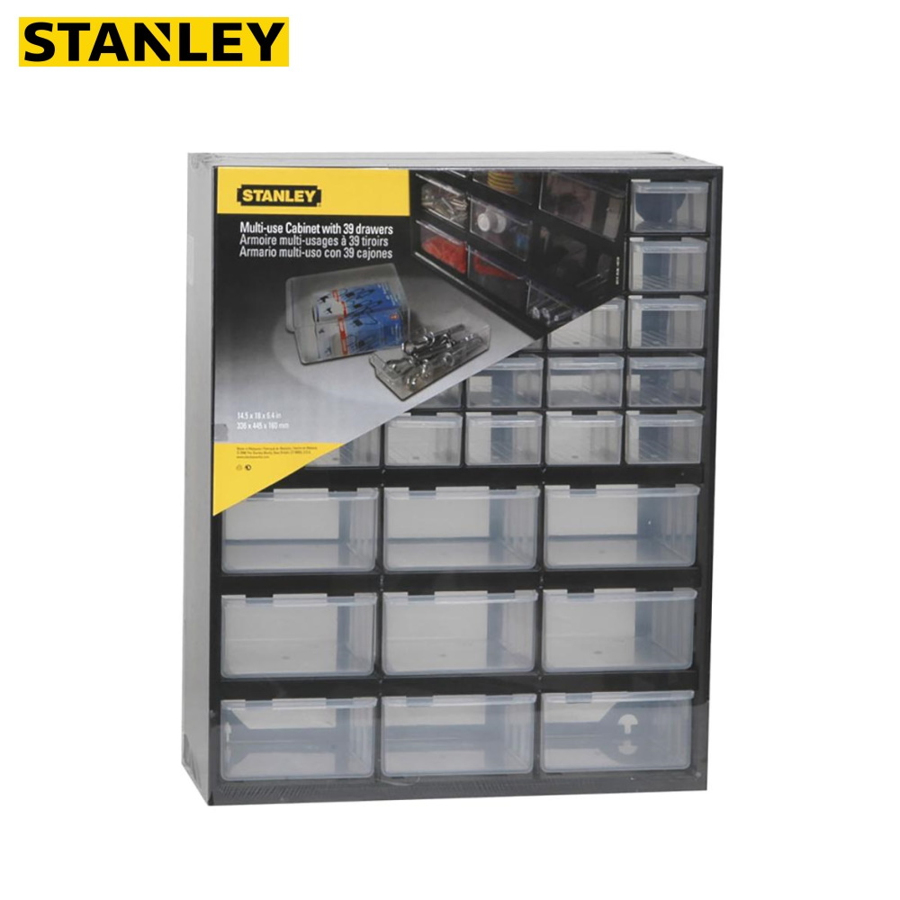 Organizer Vertical Stanley 1-93-981 Tool Accessories Construction Accessory Storage Box Delivery From Russia