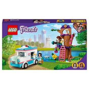 Конструктор LEGO Friends Машина скорой ветеринарной помощи 2