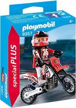 Playmobil 9357 Motocross toy store