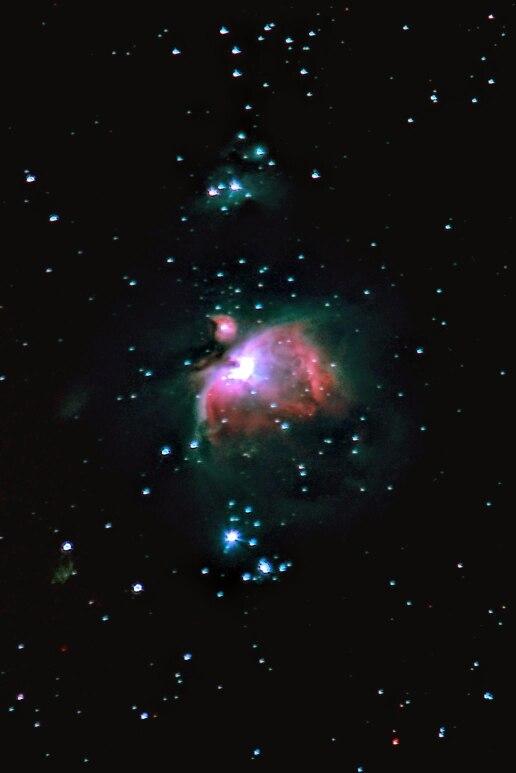 -- Poluição Astronomia Fotografia