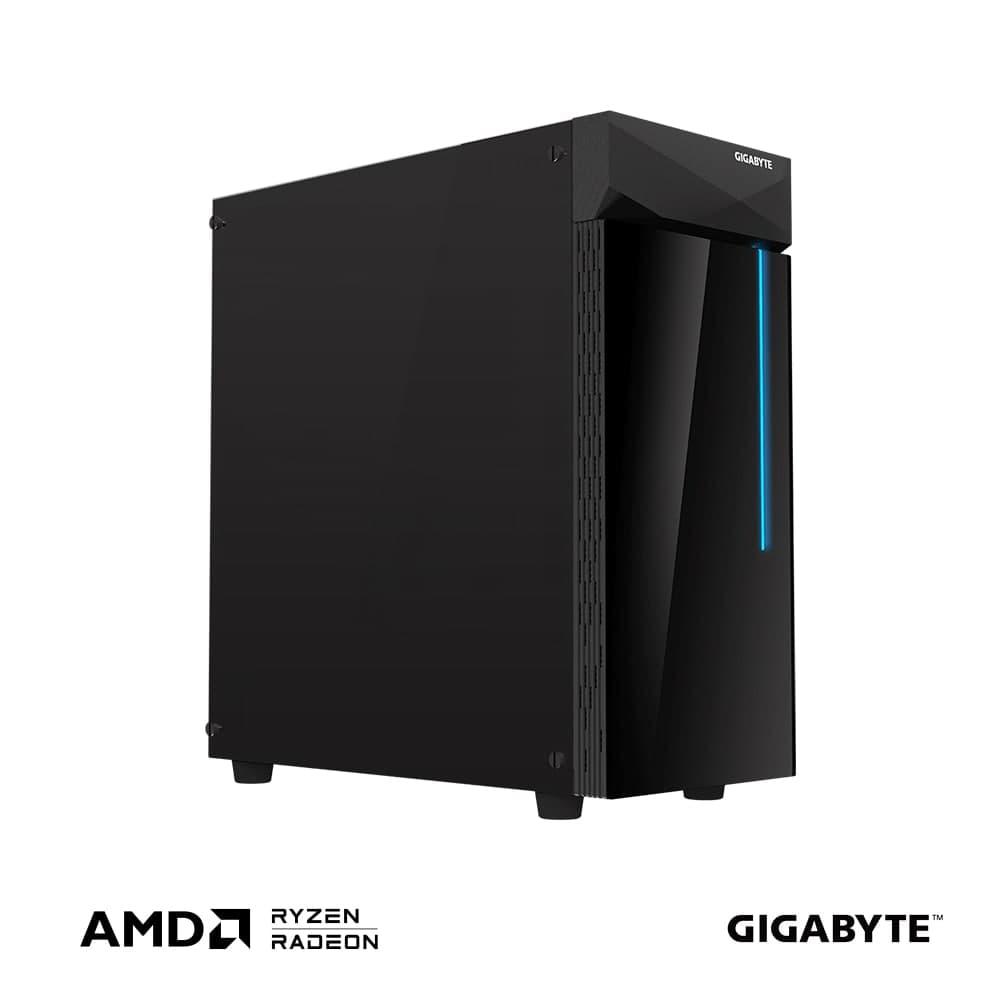 Игровой компьютер 3Logic LimeStrike 520 AORUS Elite (AMD Ryzen 5 5600X, RAM 16Gb, SSD NVMe 500Gb, AMD RX6700XT 12Gb, Win10Home)