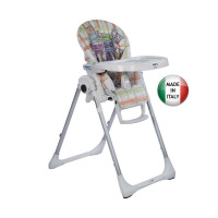 Kraft arcore eu feeding chair micio arancio