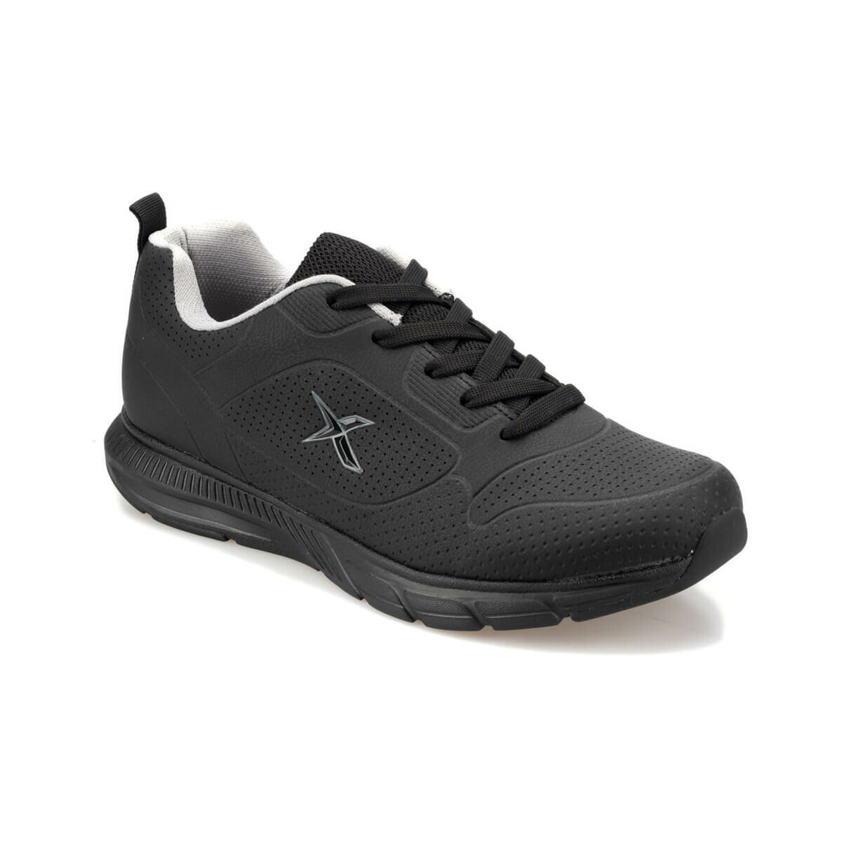 FLO MONET W 9PR Black Women 'S Sneaker Shoes KINETIX
