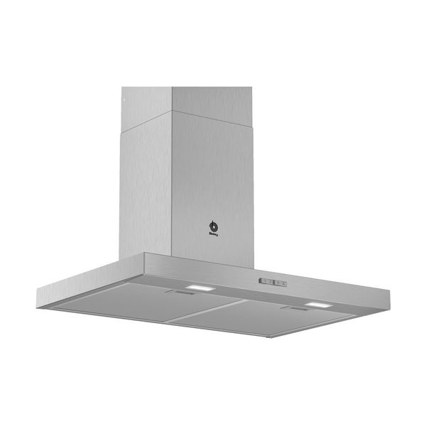 Conventional Hood Balay 3BC076MX 75 Cm 590 M3/h 70 DB 220W Stainless Steel