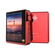 Hidizs-REPRODUCTOR de música portátil AP80 Pro con Bluetooth, alta resolución, LDAC con Audio FM, carcasa de aleación de aluminio CNC, pantalla táctil