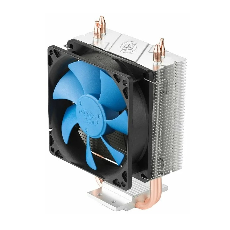 <font><b>Fan</b></font> for CPU deepcool gammaxx <font><b>200</b></font> V2 (soc-1151/AM2 +/AM3 +/FM1, 4-pin 17.8-34.6db, Al + cu 329gr, 95W) (gammaxx200v2) image