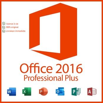 2021 Office 2016 Pro Plus Ⓒ Win 32/64-Bit FULL VERSION Activation Code 1