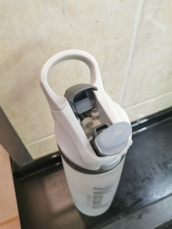 750/600ML Outdoor Travel Portable Drinkware Tritan Plastic Whey Protein Powder Sport Shaker Bottle For Water Bottles With Straw Water Bottles    - AliExpress