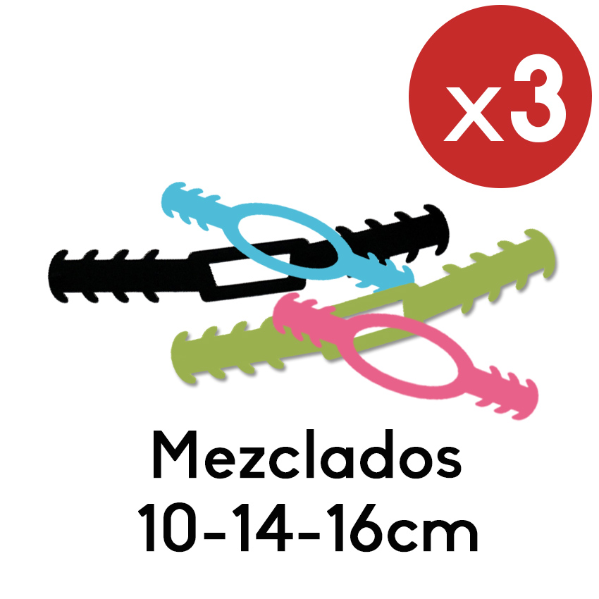 3 Unidades (MIX)