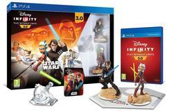 PS4 DISNEY INFINITY 3.0 PACK de démarrage STAR WARS