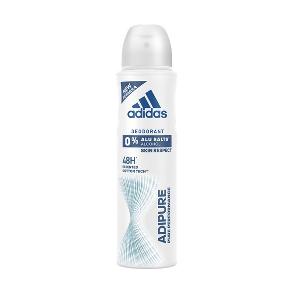 Spray Deodorant Woman Adipure Adidas (150 Ml)