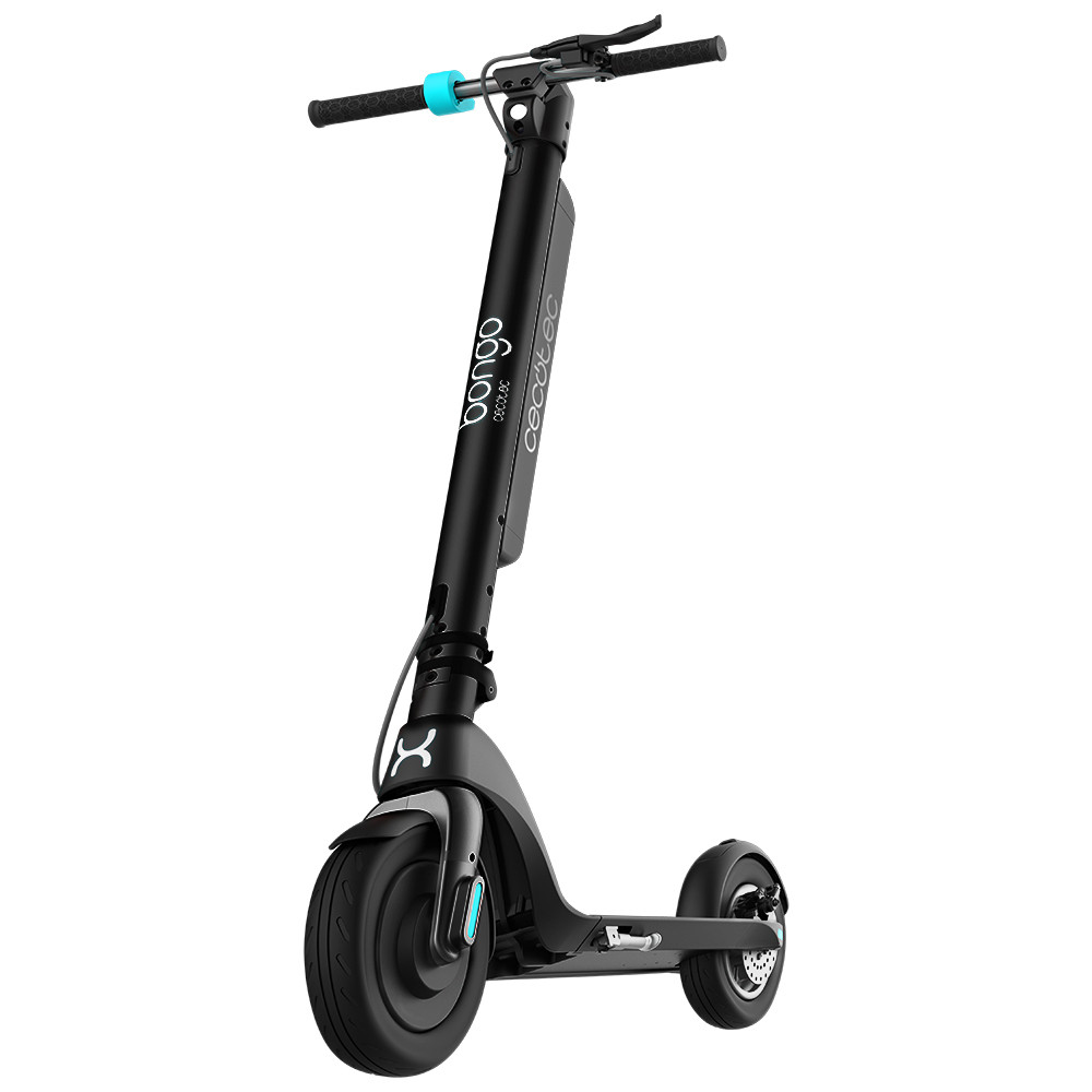 Cecotec Electric Scooter Bongo Series TO Advance Connected MAX. 700 W, Battery Interchangeable, 3 Modes Driving, 25 Km Auton