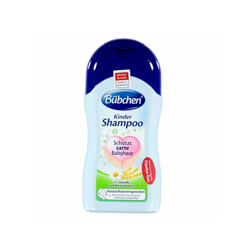 Bubchen Classic Baby And Children Shampoo 400 Ml