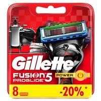 Gillette Fusion ProGlide Power (8 pc.) gillette pro fusion 5