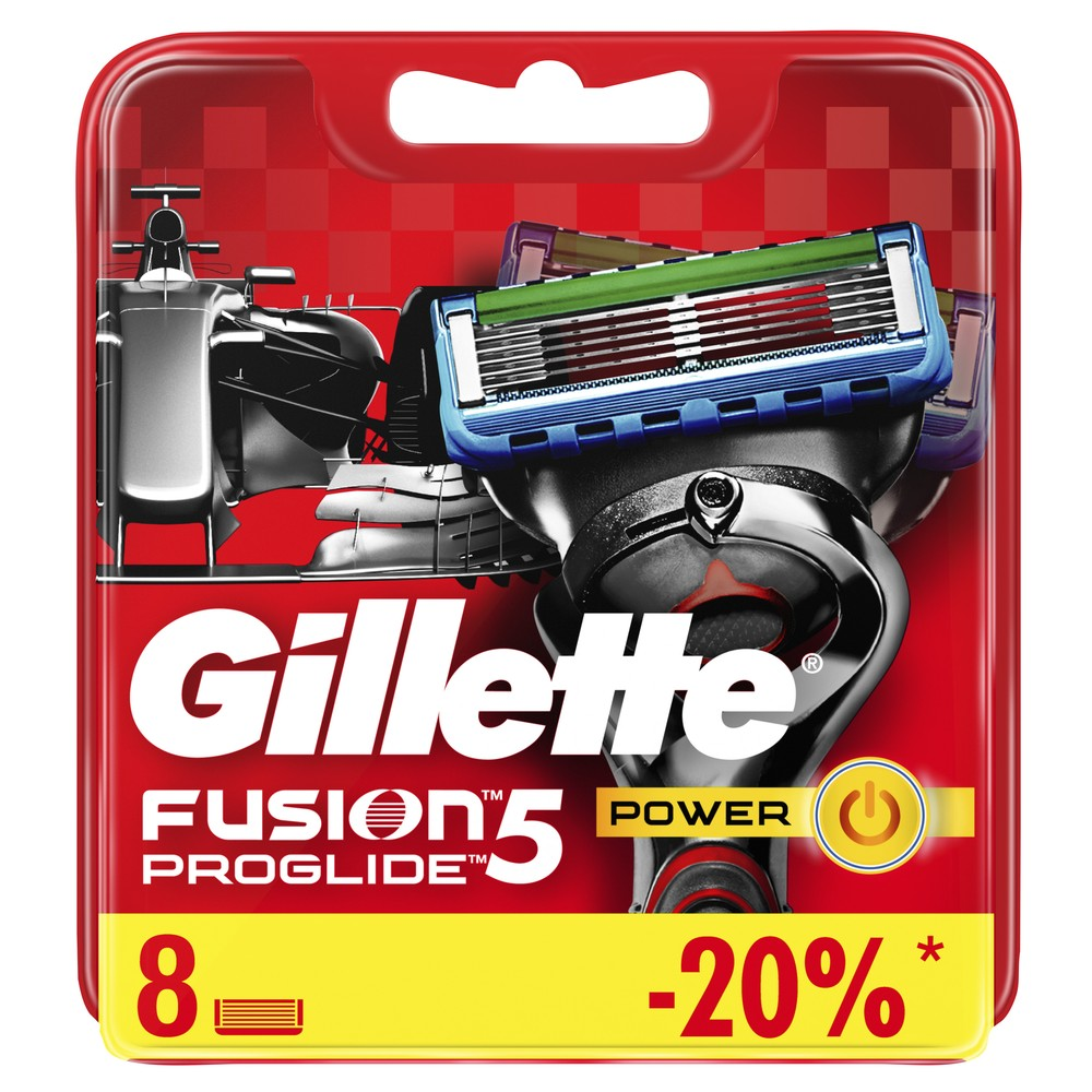 Replaceable Razor Blades for Men Gillette Fusion ProGlide Power  Blade shaving 8 pcs Cassettes Shaving  Fusion shaving cartridge removable razor blades for men gillette fusion blade for shaving 4 replaceable cassettes shaving fusion shaving cartridge fusion