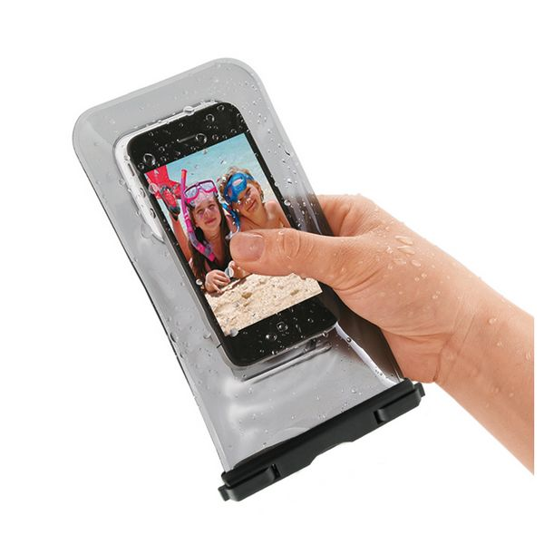 Mobile cover KSIX Transparent (Immersible) - title=