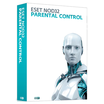 ESET NOD32 parental control for Android license renewal for 1 year for the whole family nod32-epc-rn (Ekey)-1-1